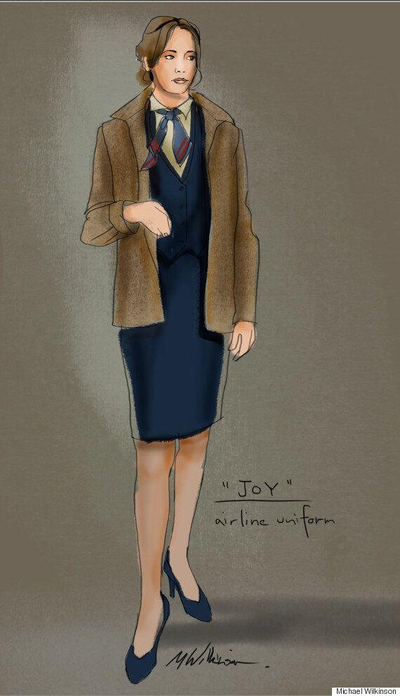 'Joy' Costume Designer On What It Was Like Dressing Jennifer