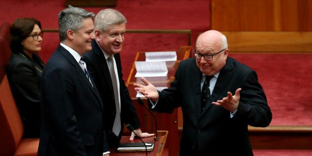 Attorney-General George Brandis says he does not want to confuse the issue of