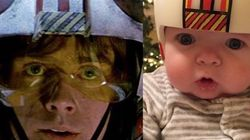 This Star Wars-Loving Dad Made Epic Adjustments To His Son's