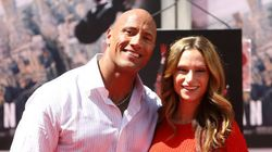 The Rock Shares First Photo Of His Baby