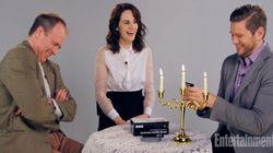 What Would The Dowager Countess Say? Downton Stars Play Cards Against
