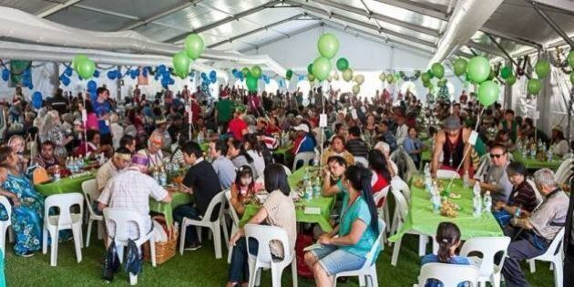 Christmas Lunches Around Australia Bring Holiday Joy To Homeless, Poor And