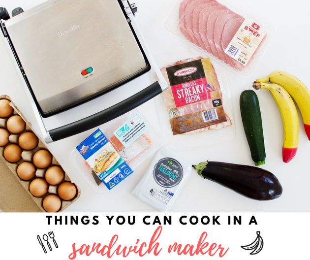 7 Surprising, Awesome Things You Can Cook In A Sandwich