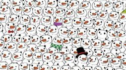 Can You Find The Panda? Everyone Is Struggling With This