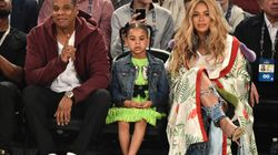 Blue Ivy's Freestyle Rap Debut Is Here And We Are Not