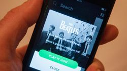 You Can Now Stream The Beatles On Spotify,