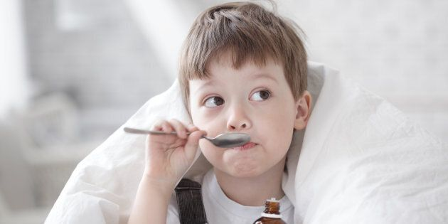 One in three Aussie kids under six are taking ineffective and potentially harmful medicines.