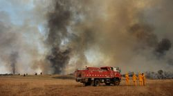 Victorian Bushfire Inferno Destroys 53 Homes, Threatens