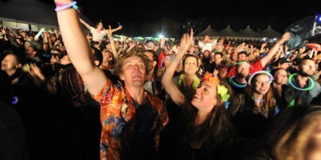 Music Festivals, Drugs And Pill