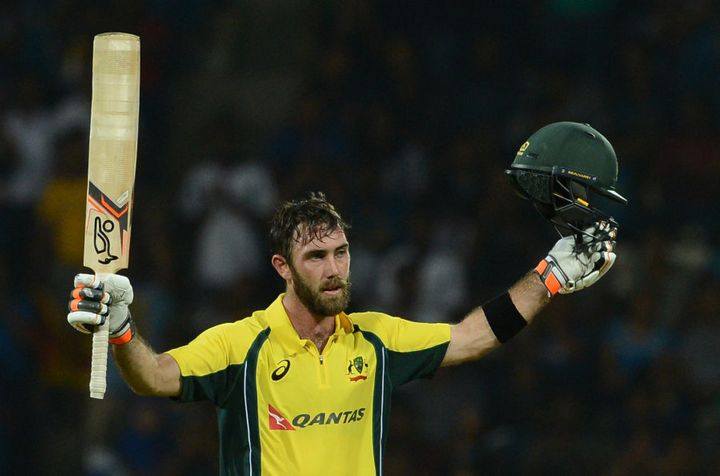 He was dropped on 98 and got two runs from the misfield to go on to make his century.