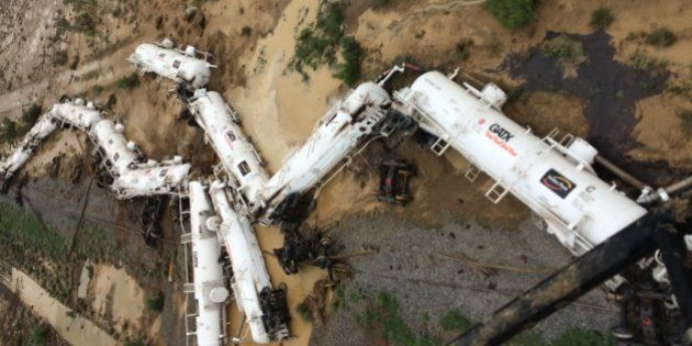 Sulphuric Acid Leaked In Queensland Train