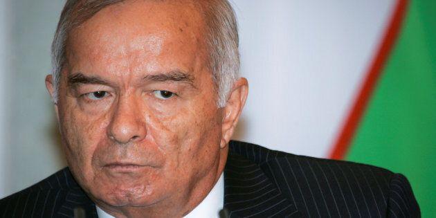 Uzbekistan's President Islam Karimov died of a stroke last