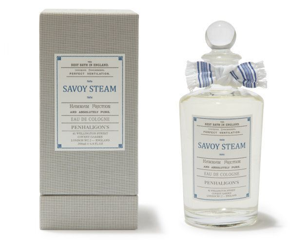 Savoy Steam is the newest scent from the