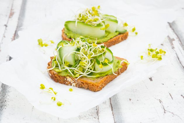 Spouted legumes like alfalfa sprouts aren't a new food and are a nutritious addition to salads and