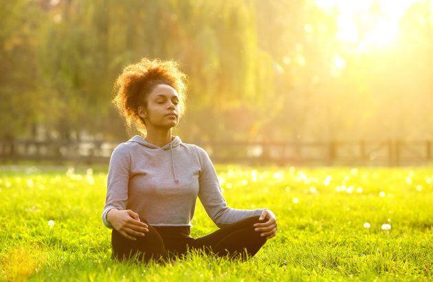 Meditation can help.