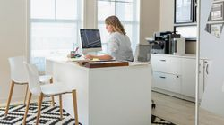 How To Set Up A Functional (And Stylish) Home Office