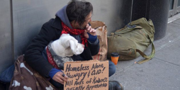 How The Homeless Deal With Extreme Summer