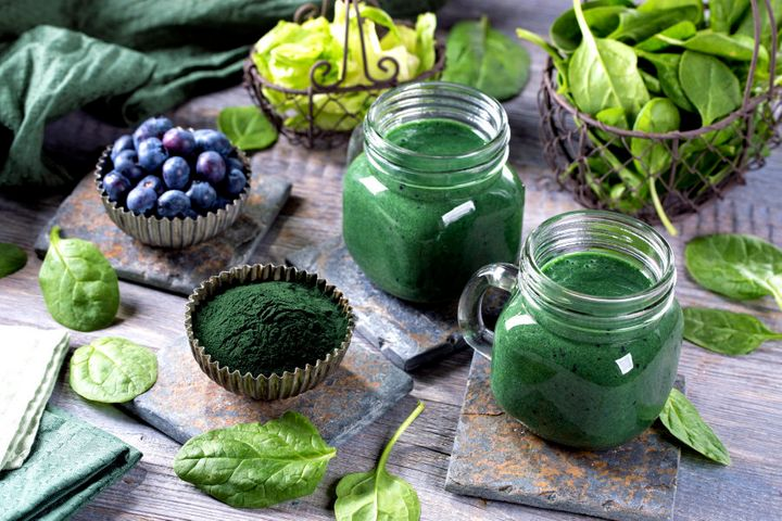 Another reason to eat (and drink) your greens.