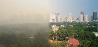 The Smog Ate My
