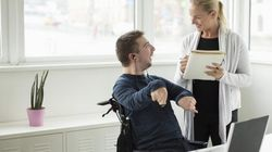Giving People With A Disability The Opportunity To