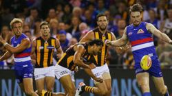 Bob Murphy Injured As Hawthorn Sneak Past Western