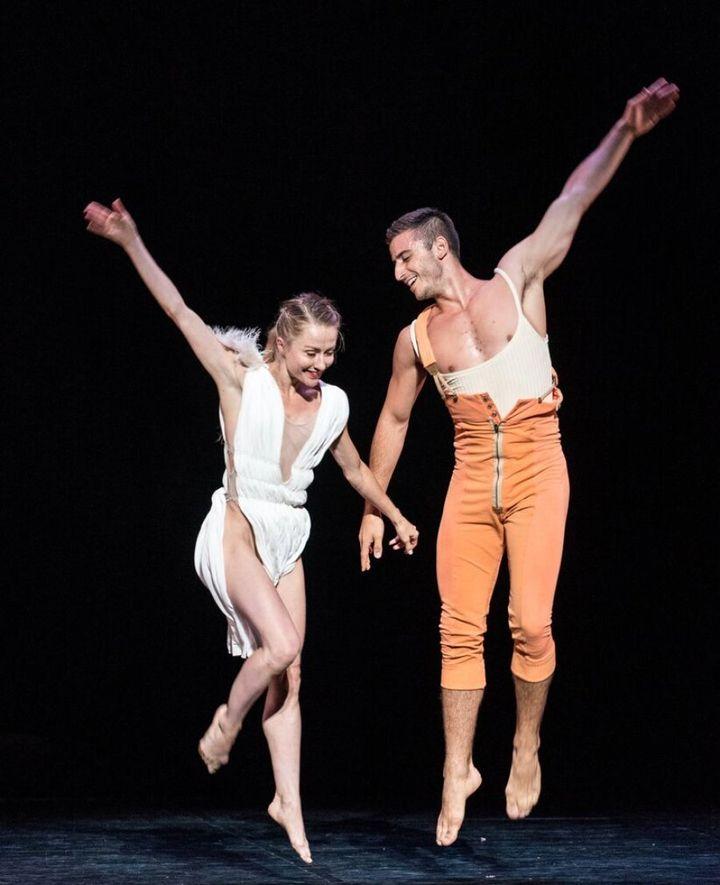Ballet Preljocaj's Snow White with costumes designed by Jean Paul Gaultier.