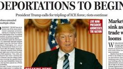 Boston Globe Hammers Trump With Fake Front