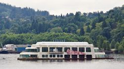 The Abandoned Macca's Restaurant Floating In Vancouver For 30