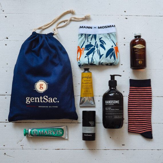 The 'gentSac' Is Here And It's A Saviour For Men Confused By Grooming