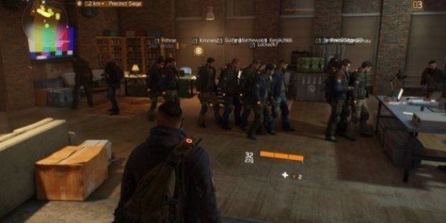 New Video Game 'The Division' Literally Forces Players To Wait In A Virtual