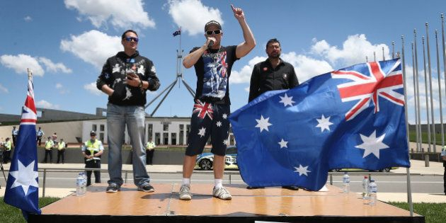 NSW Parliament Officially Condemned Right-Wing Groups United Patriots Front And Reclaim