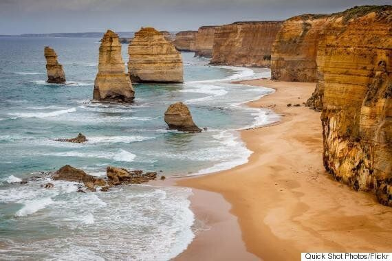 Five 'Drowned Apostles' Discovered Off The Australian