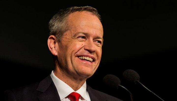 Labor Leader Bill Shorten
