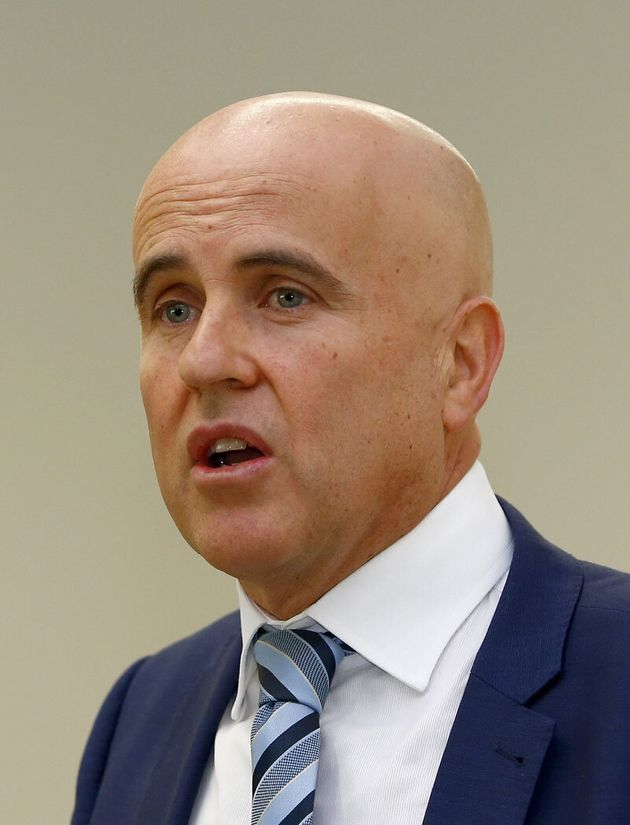 NSW Minister for Education Adrian