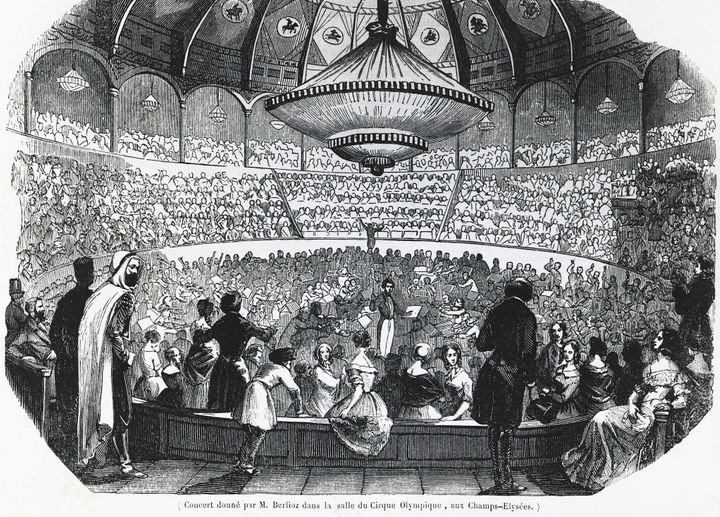 The circus was one of the most popular forms of entertainment in the 19th Century.
