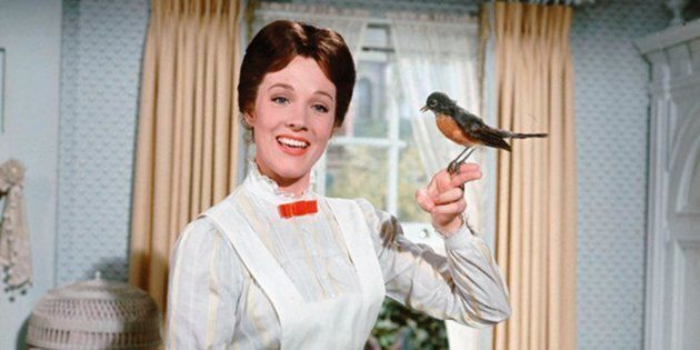 If you find a Mary Poppins, please keep