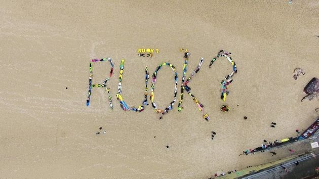 More than 200 Aussies joined forces at Bondi Beach on Thursday