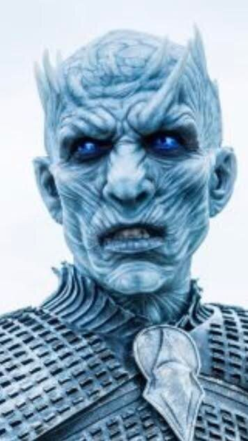Who's afraid of the Night King? Yep, everybody. But some people would like to see him on the Iron