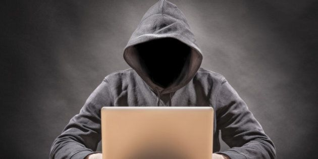 picture of a hacker on a