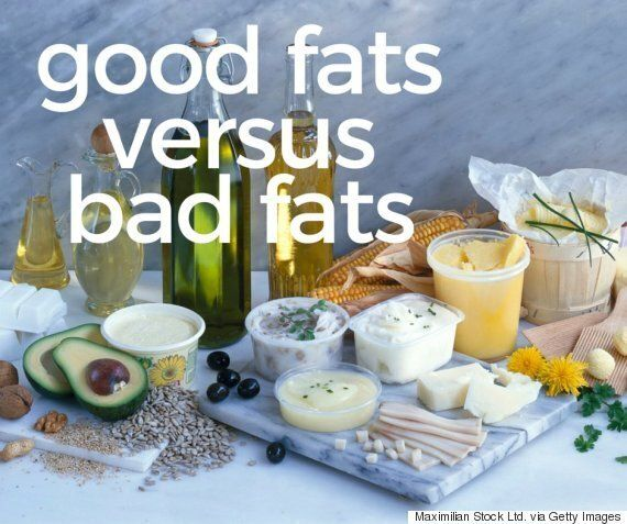 Good Fats Versus Bad Fats: Everything You Need To