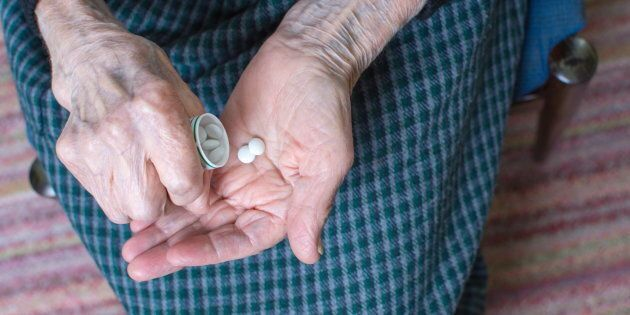 Some chronic pain medications are being sold for $20 per pill, Dr Ewen McPhee