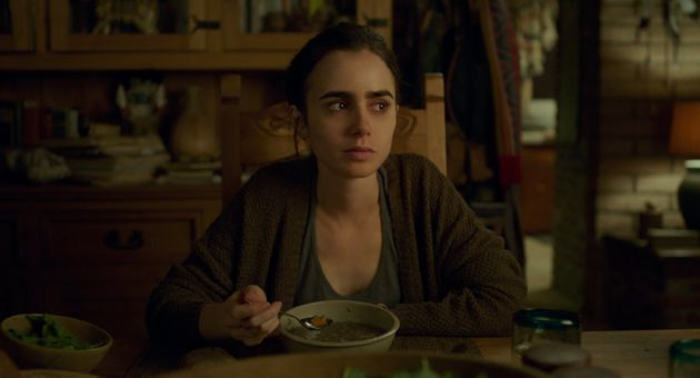 Lily Collins in Netflix's 'To The