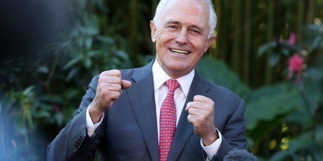 Prime Minister Malcolm Turnbull wants to get rid of foreign donations in