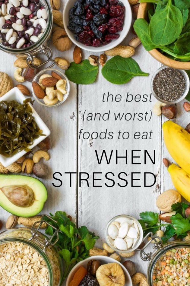 The Best And Worst Foods To Eat When You're