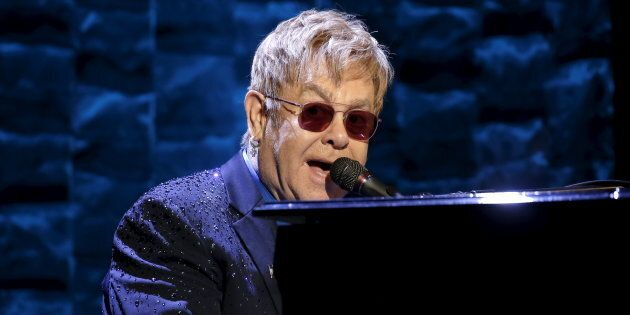 Elton John will play the Apple Music Festival on September