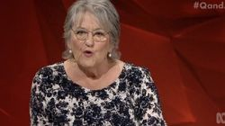 Q&A: Germaine Greer Slams Panellist For Suggesting 'Extreme Jealousy' Causes Domestic