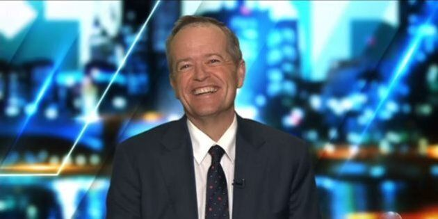 Bill Shorten Brought Back His Famous Zinger On The Project Last