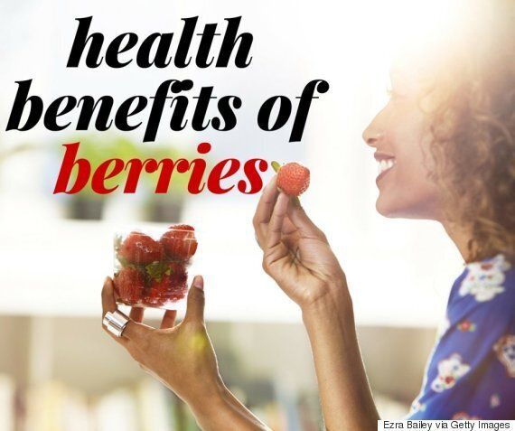 Health Benefits Of Berries (Plus Sweet And Savoury Ways To Use