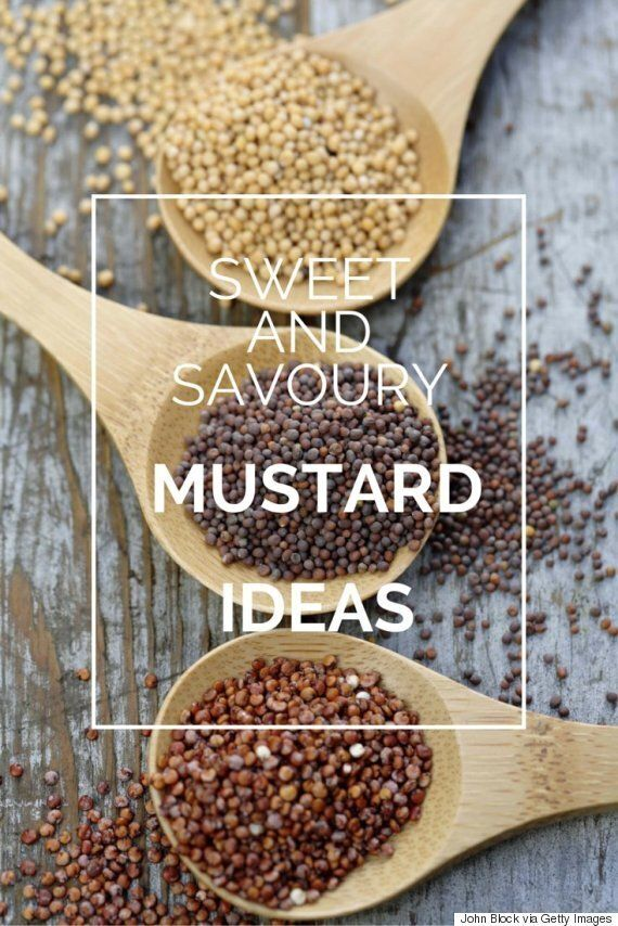 Mustard: Not Just A Condiment For Your