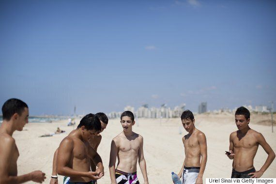 Australia's Proudest Export: Nippers Program Launches On Israeli